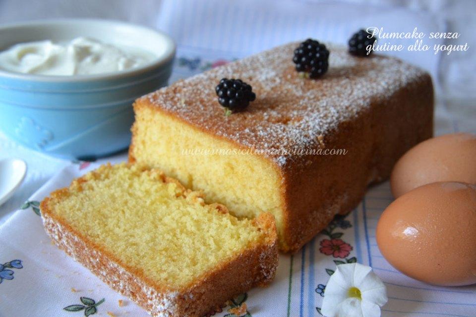 Plumcake-senza-glutine-allo-yogurt