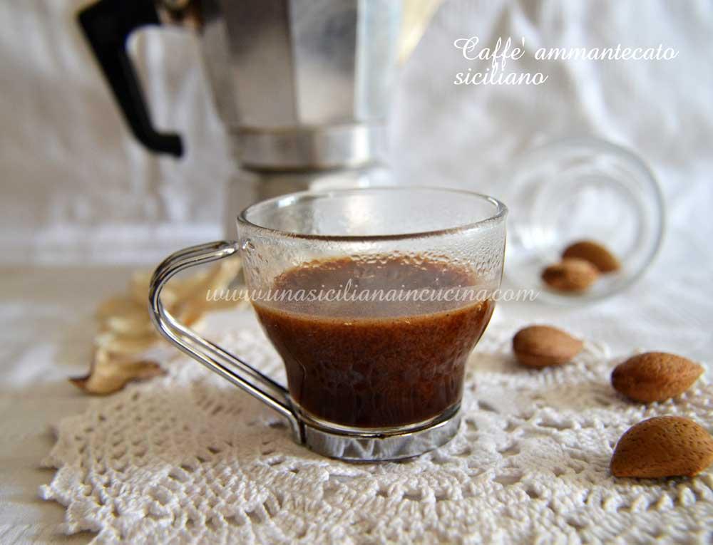 Caffè ammantecato siciliano