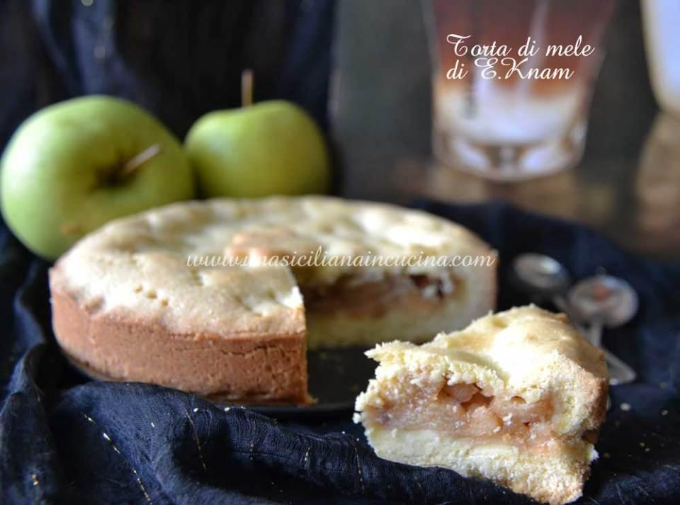 Torta di mele di Ernst Knam