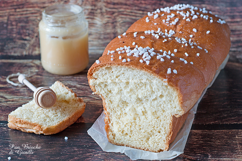 Pan brioche di Giorilli