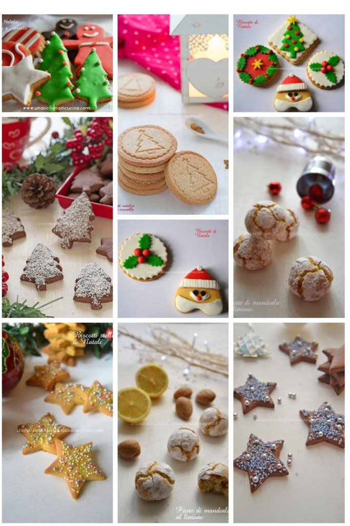 Raccolta Biscotti di Natale
