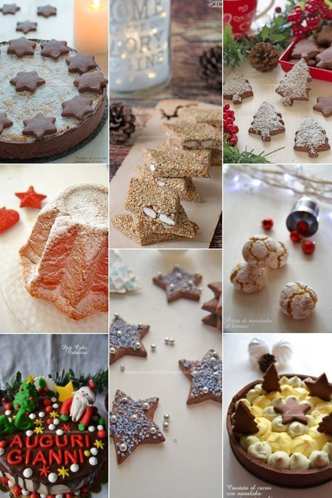 Raccolta Dolci di Natale
