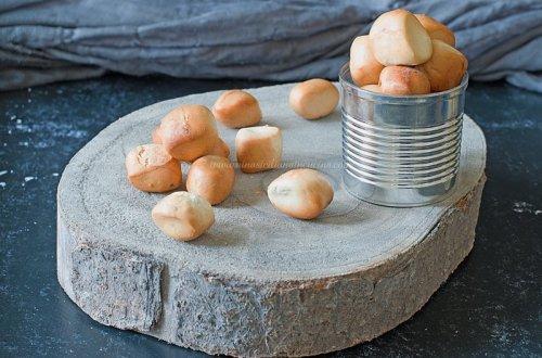 Biscotti scauriati o biscotti bolliti
