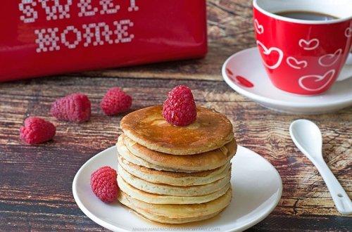 Pancakes alla ricotta facili