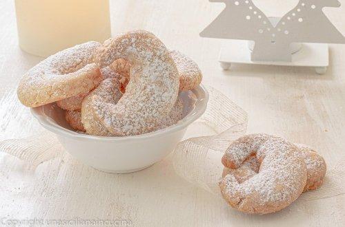 Vanille Kipferl biscotti alla vaniglia