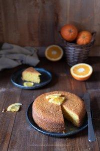 Torta di arance siciliane