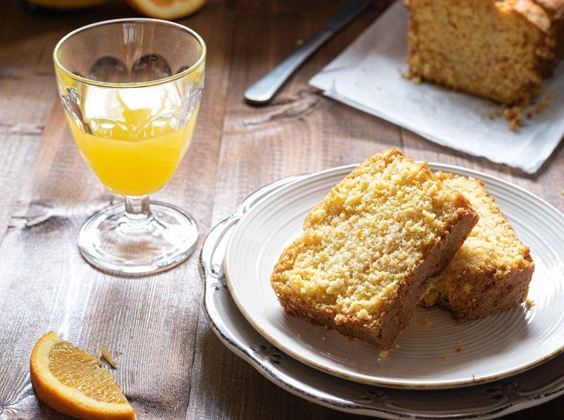 Tronchetto Pan d'arancio siciliano