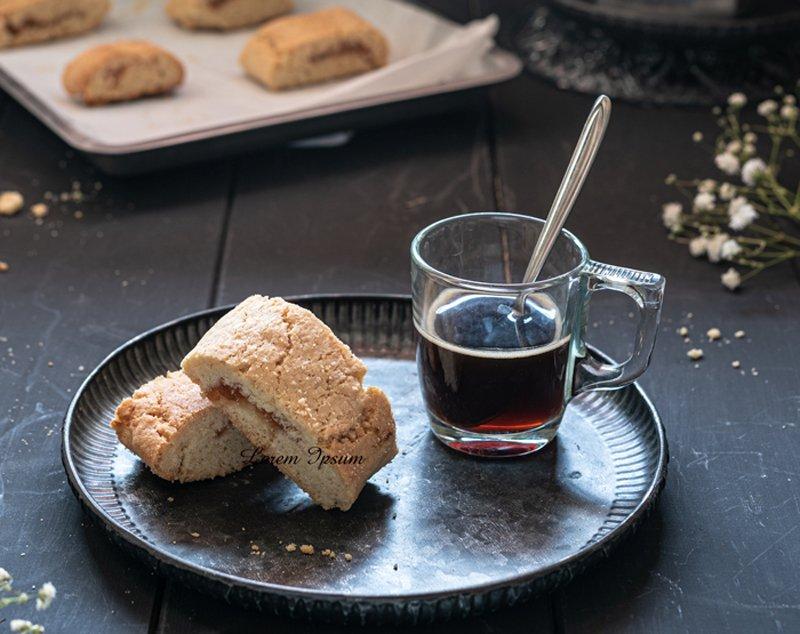 Biscotti Parigini con confettura