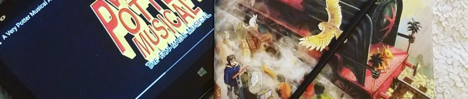 Book Talk 4: Harry Freaking Potter And All The Fanworks