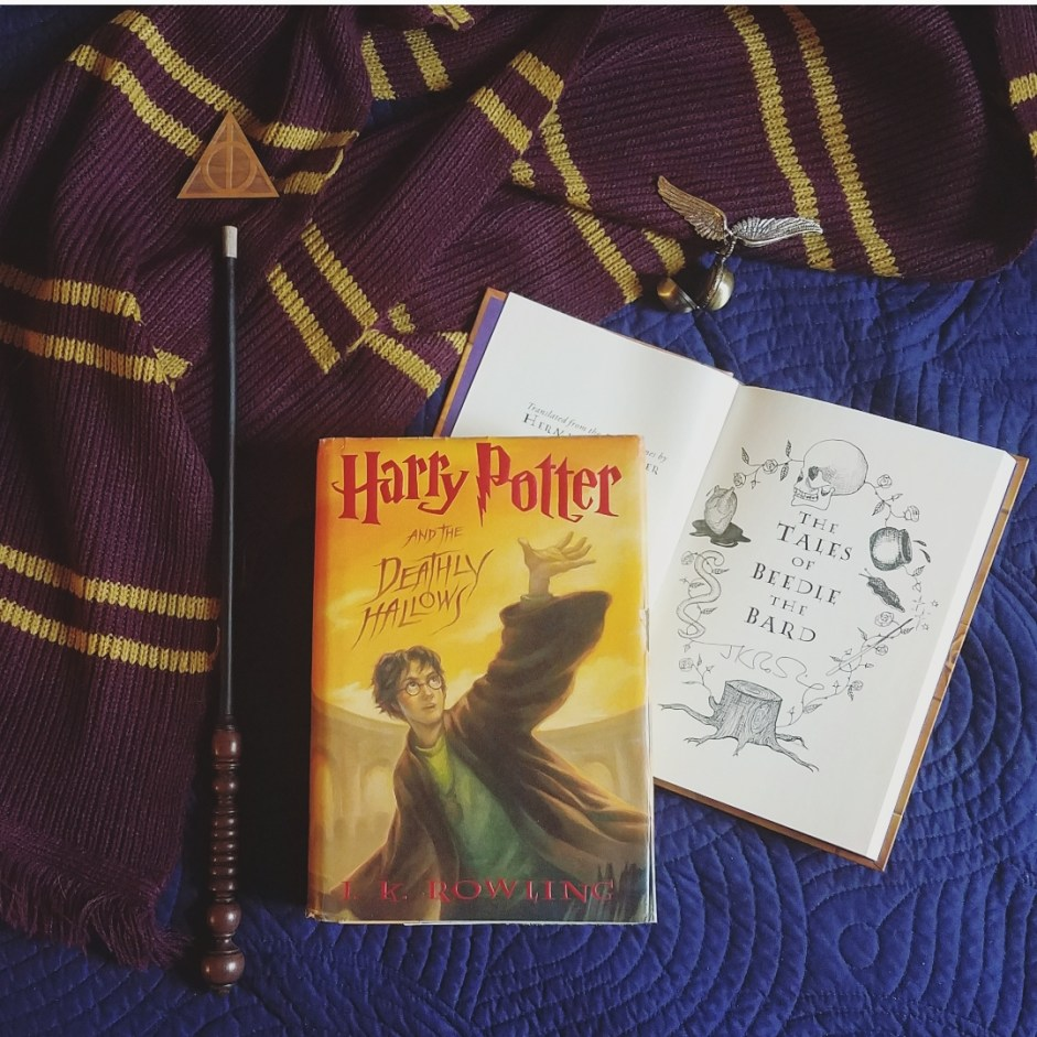 Book Club 8: Harry Potter and the Deathly Hallows