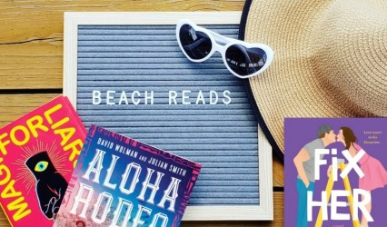 Book Talk: Beach Reads