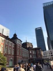 東京駅 外観