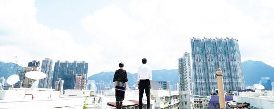 映画 ダー子とボクちゃんの意味深な会話_R