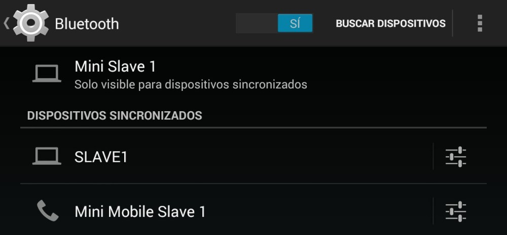 Arroz con leche y Android KitKat 4.4.4 (4/6)