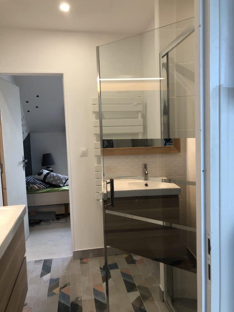 salle de bain partagee un autre interieur