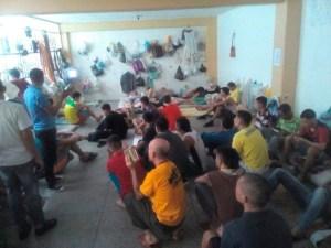 Reos mantienen situación de rehenes en Táchira (La Nación)
