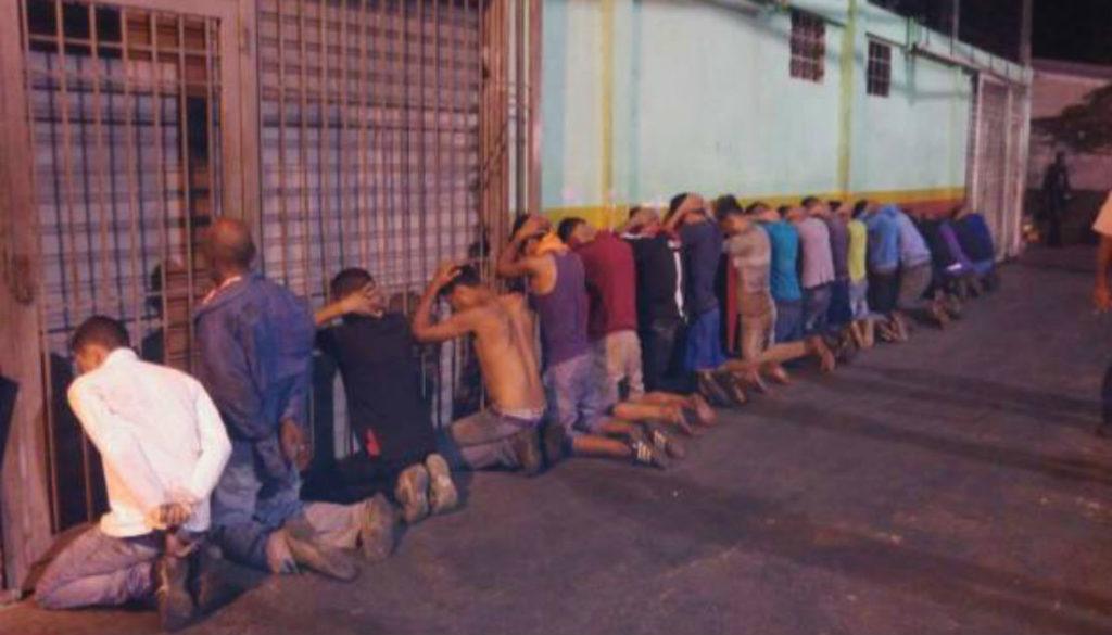Monagas: Denuncian agresión de 11 adolescentes detenidos tras saqueos en Maturín