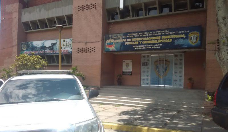 Aseguran que privados de libertad en el CICPC en Mérida son golpeados por funcionarios