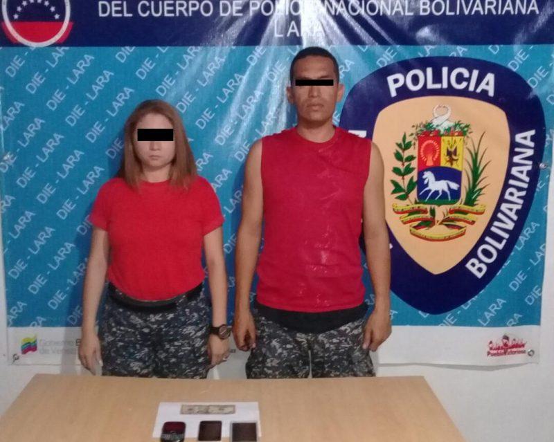 Policías Nacionales de Lara planificaban fuga de reos y cobraban en dólares
