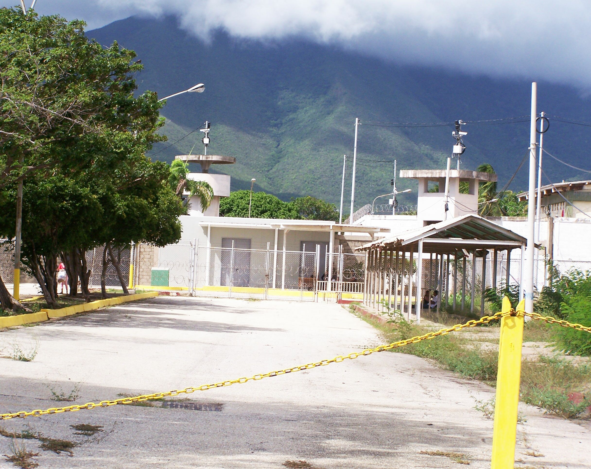Penal de San Antonio en Nueva Esparta tiene más de 250 privado de libertad