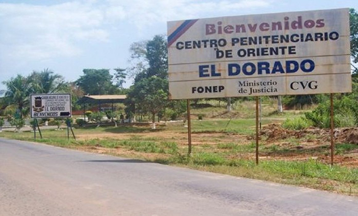 Falleció recluso de El Dorado en Bolívar