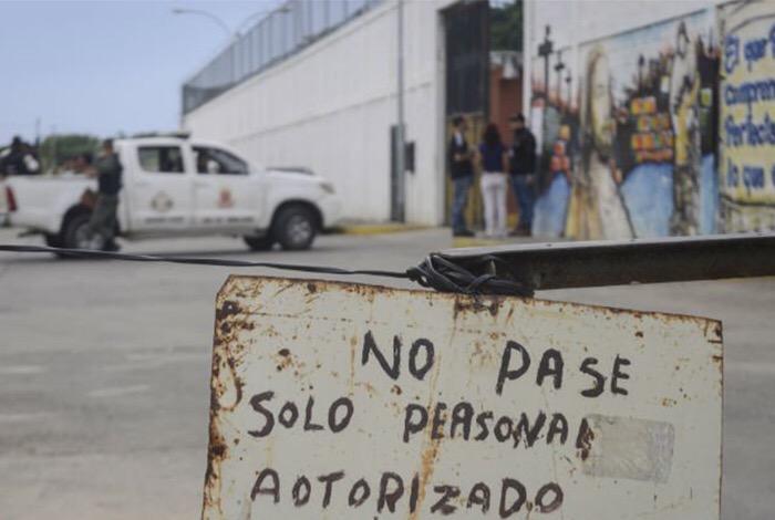 Lara: Recapturado un fugado del retén de Barquisimeto