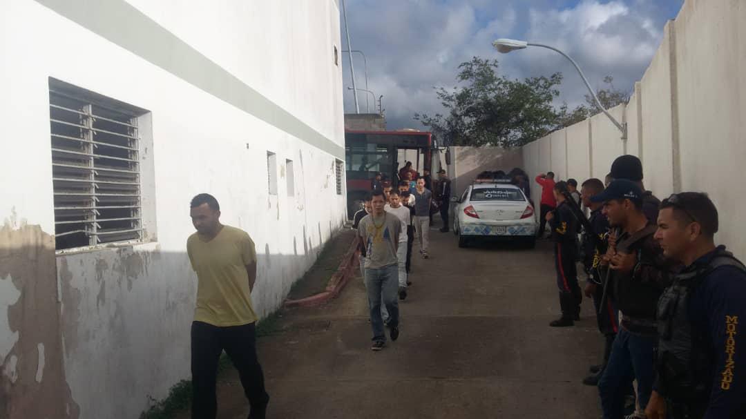 Dan libertad a 27 presos del CDP de Los Cocos en Nueva Esparta