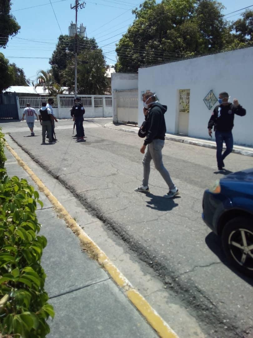 Un recluso fugado en Aragua fue asesinado