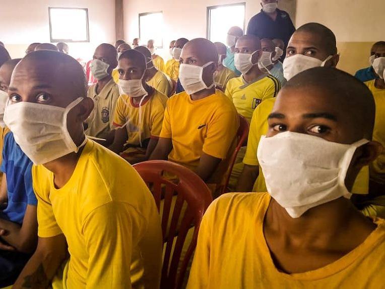 Carabobo: Beneficio de libertad para 150 presos del nuevo penal de Tocuyito