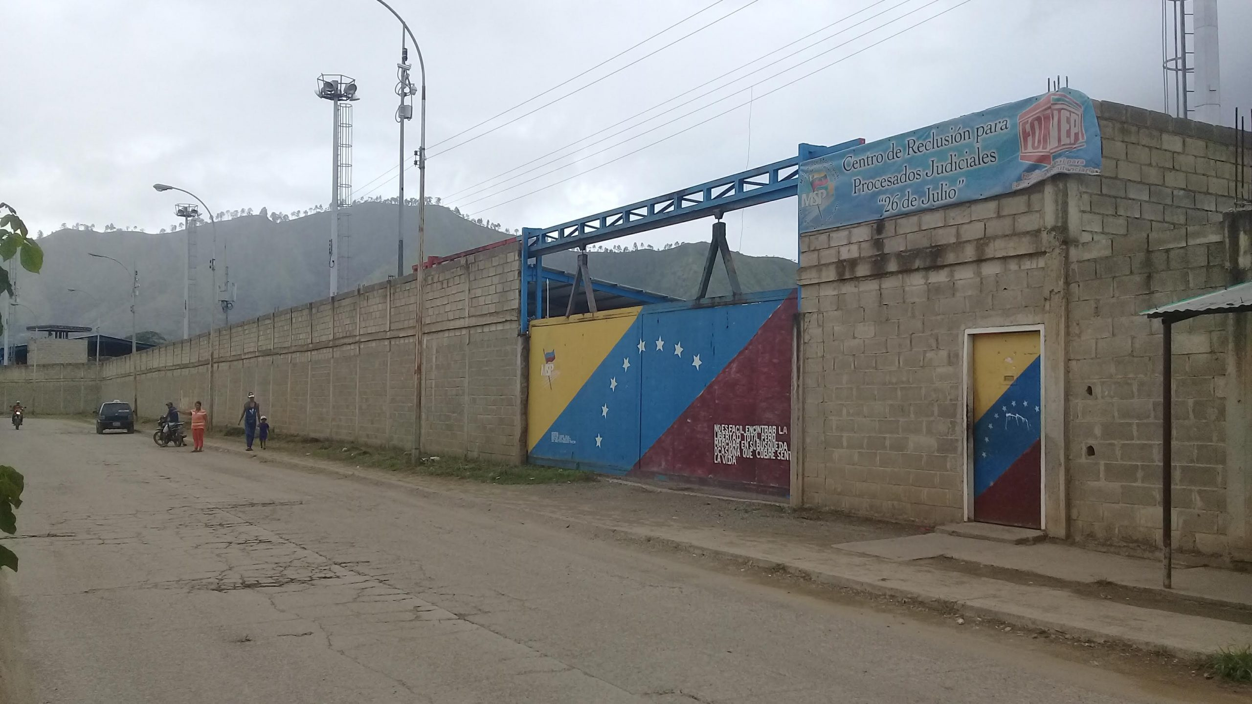 Guárico | Fallecen dos reclusos con tuberculosis en cárcel 26 de Julio