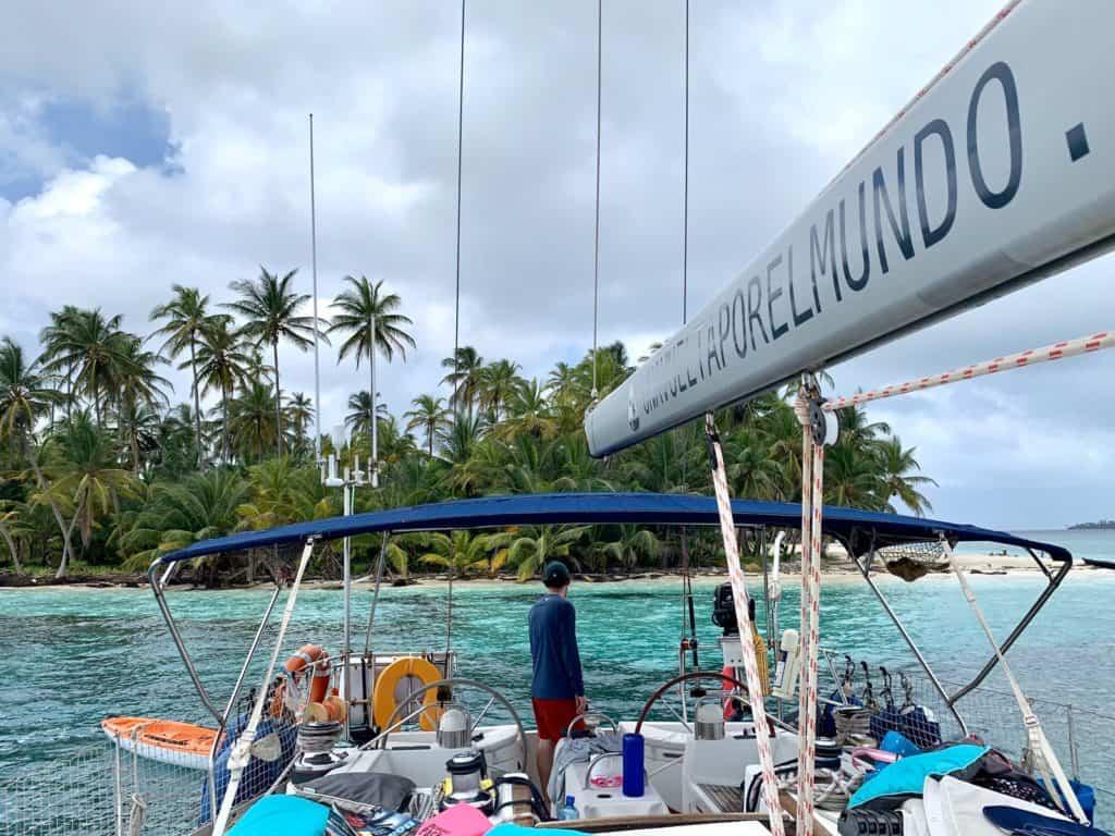 La isla de Luis Martinez