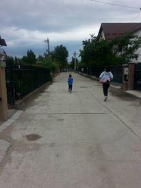 running la Colina