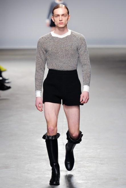JW anderson Fashion week londres