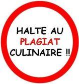 plagiat culinaire
