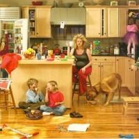 Mère au foyer, une condamnation …