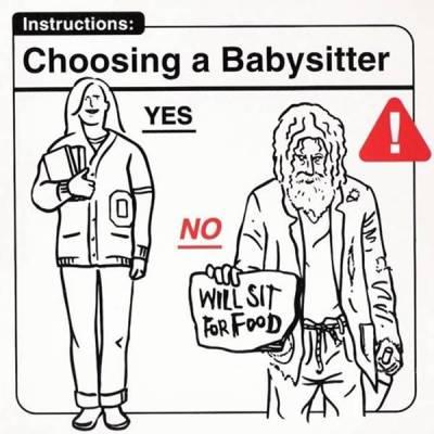 comment choisir une babysitter