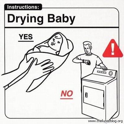 laver bébé