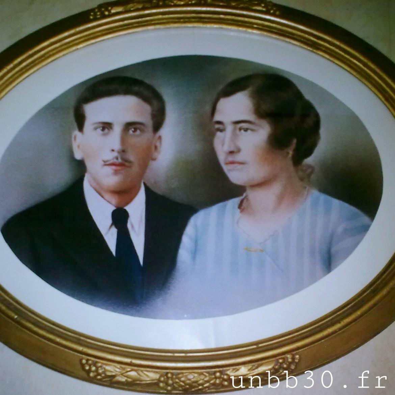 vieille photo de famille
