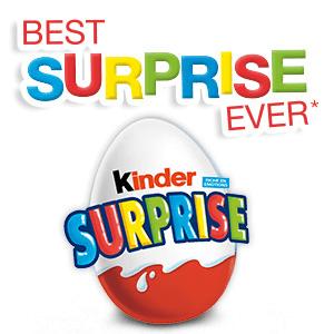 best surprise ever kinder