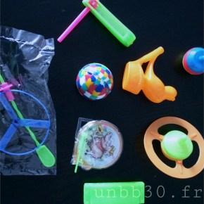 lot de jouets oxybul