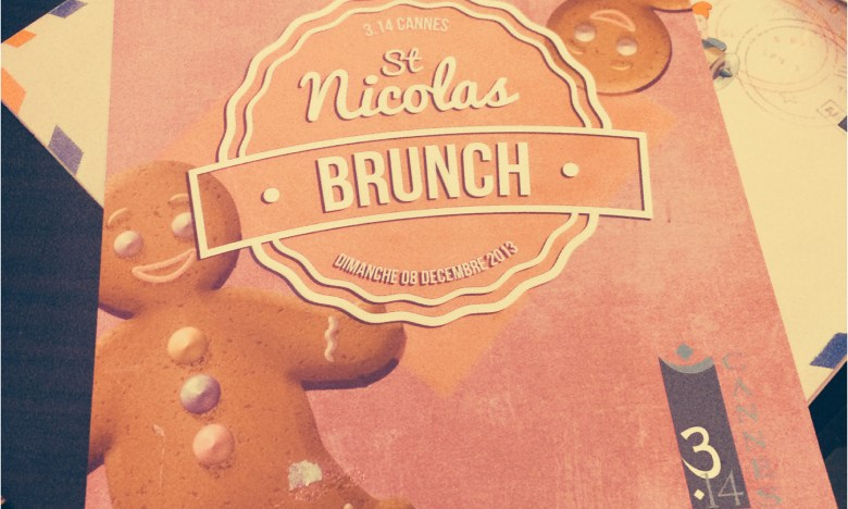 Brunch au 3.14 resto bar cannes carte