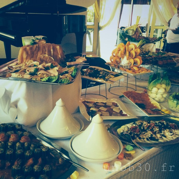 Brunch au 3.14 resto bar cannes buffet