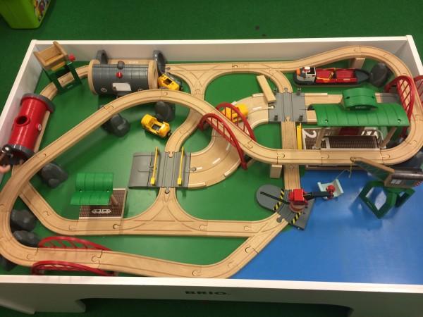 circuit train brio