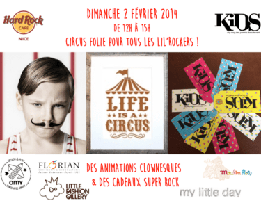 hard rock café nice et kids magazine