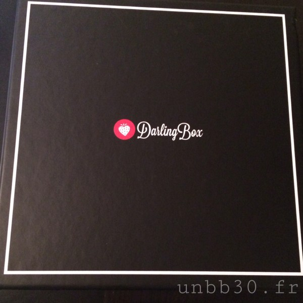 Darling Box de décembre