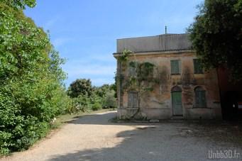 Parc Estienne D'orves villa bellevue