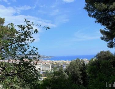 Parc Estienne D'orves vue mer