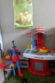 chambre enfant garçon coin cuisine