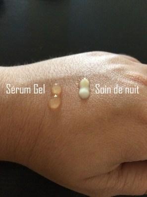 Tamalys serum et soin de nuit