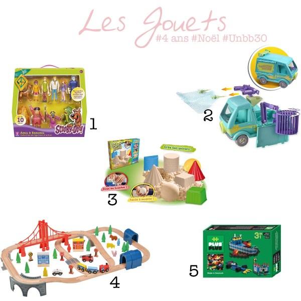 Liste père noel jouets 2014